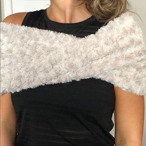 bp Accessories - BP gray shawl